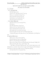CHƯƠNG IX: MỘT SỐ VẤN ĐỀ VỀ LẮP RÁP VÀ BẢO DƯỠNG AN TOÀN VÀ VẬN HÀNH