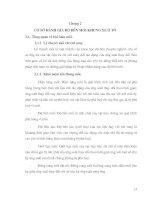 CƠ SỞ ĐÁNH GIÁ ĐỘ BỀN MỎI KHUNG XE Ô TÔ