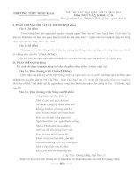 Đề thi thử đại học môn văn - đề 6