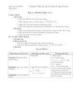 Chương III - Bài 3: Cấp số cộng