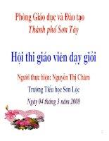 Tiet 29: Quang Trung dai pha quan Thanh