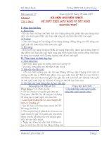 Giáo án 10- ban cơ bản đầy đủ ( cả đề kiểm tra )