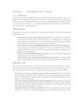Tài liệu Chương 1 Giới thiệu Portal – Liferay. doc