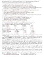 Đề thi thử đại học môn tiếng anh 130