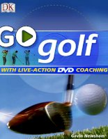 Tài liệu Go Play Golf: Read It, Watch It, Do It doc