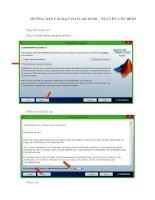 Tài liệu Hướng Dẫn Cài Đặt Matlab 2012b doc