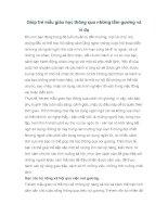Tài liệu Giúp trẻ mẫu giáo học thông qua những tấm gương và ví dụ doc