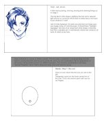 how to draw manga  - short guide