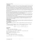 cách giải toán tìm giá trị biểu thức GTLN GTNN