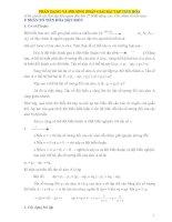 12 bài tập tiến hóa môn sinh