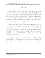 Tài liệu BÁO CÁO THỰC TẬP NGÂN HÀNG THƯƠNG MẠI CỔ PHẦN SÀI GÒN THƯƠNG TÍN-CHI NHÁNH TÂN BÌNH pptx