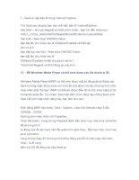 Tài liệu Bài giảng Internet Explorer doc
