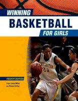 Tài liệu WINNING Basketball For Girls pot