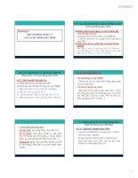 Tài liệu Môi trường pháp lý cho hoạt động bảo hiểm potx