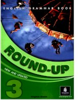 English grammar book   round up 3