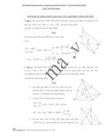 bài tập hình chóp tam giác có cạnh bên vuông góc với đáy