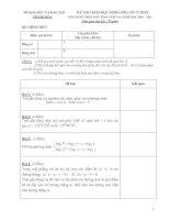 Tài liệu Đề thi HSG lớp 12 tỉnh Thanh Hóa năm 2011 môn Toán docx