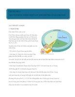 Chủ đề 6.1 Nguyên phân giảm phân và sự sinh trưởng phát triển của vi sinh vật - lý thuyết