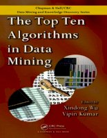 Tài liệu The top ten algorithms in data mining docx
