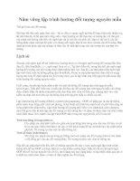 Tài liệu Nắm vững lập trình hướng đối tượng nguyên mẫu doc