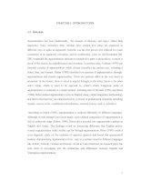 Mô hình lập luận và phương tiện ngôn ngữ trong các bài bình luận trong tiếng anh và tiếng việt