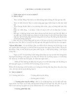 bai thảo luận môn quan tri rui ro đại học Thương Mại