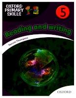 Tài liệu Reading and writing 5 pdf
