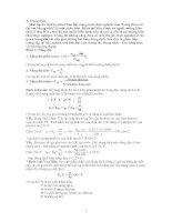 Tài liệu Ôn tập kiến thức hóa học lớp 10 doc
