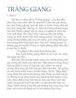 Tài liệu TRANG GIANG_Huy Can doc