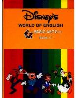 Disney''''s world of english 11