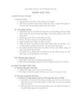 Tài liệu ĐỀ CƯƠNG ÔN TẬP THI TỐT NGHIỆP ĐẠI HỌC NGÀNH NGỮ VĂN pptx