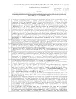Tài liệu JUNIOR ENGINEERS (CIVIL, MECHANICAL, ELECTRICAL,QUANTITY SURVEYING AND CONTRACT) EXAMINATION, 2013 pdf