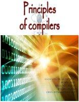 Tài liệu Lý thuyết automata và ngôn ngữ hình thức doc