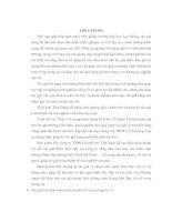 ÁP DỤNG MÔ HÌNH CẤU TRÚC TUYẾN TÍNH TRONG KIỂM ĐỊNH SỰ HÀI LÒNG VÀ LÒNG TRUNG THÀNH CỦA NHÂN VIÊN