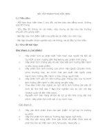 Tài liệu BÀI TẬP MARKETING CĂN BẢN pdf