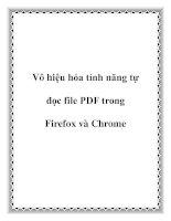 Tài liệu Vô hiệu hóa tính năng tự đọc file PDF trong Firefox và Chrome doc