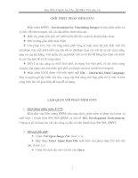 Tài liệu Hướng dẫn sử dụng phần mềm ENVI pdf