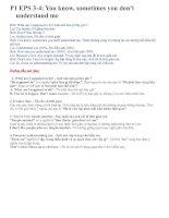 Tài liệu 3-4cách học nói tieng anh cơ bản pdf