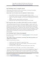 IELTS academic writing task 2 simon & dominic cole