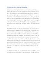 Tài liệu Các di tích thời Mạc ở Kiến Thuỵ - Dương Kinh docx