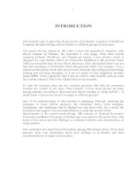 the research topic is improving the promotion of q student, a product of mobifone company through offering various benefits to different groups of customers