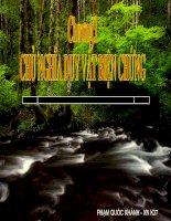 NNLCB- Chương 1 Chủ nghĩa duy vật biện chứng