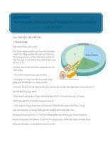 chủ đề 6. Nguyên phân và giảm phân, sinh trưởng phát triển của vi sinh vật