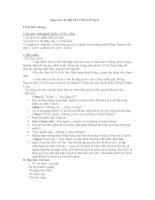 Soạn bài văn HỊCH TƯỚNG sĩ lớp 8