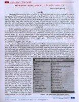 Tài liệu Mô phỏng động học cơ cấu với CATIA V5 ppt