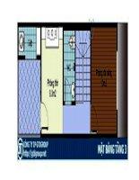 Tài liệu Tư vấn xây nhà 3 tầng trên đất 3,5m x 12,1m pdf