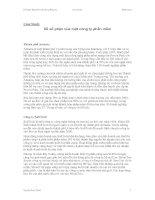 Tài liệu Về số phận của một công ty phần mềm doc
