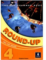English grammar book   round up 4