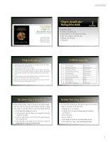 Tài liệu TÀI CHÍNH CÔNG TY ĐA QUỐC GIA - Chủ đề 1: Công ty đa quốc gia - Những điểm chính docx
