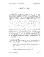 Tài liệu Đề tài: Hoạch định chiến lược kinh doanh thẻ của Ngân hàng Westernbank chi nhánh An Giang đến năm 2016 doc